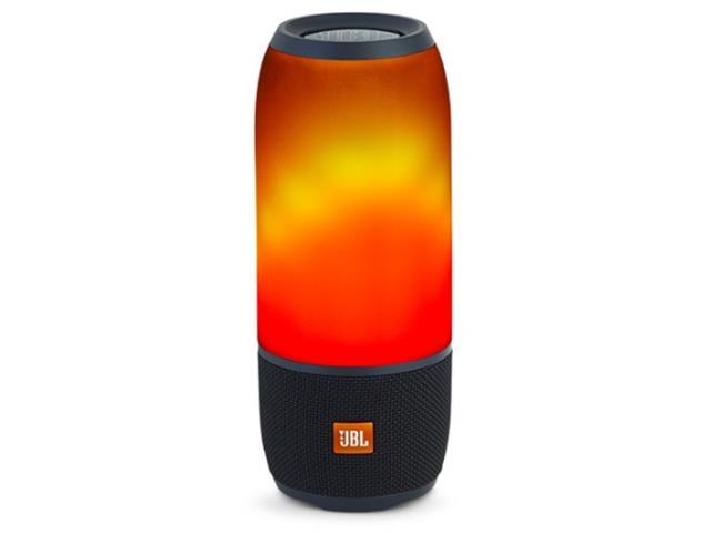 Caixa de Som Bluetooth JBL Pulse 3 Preta - 1