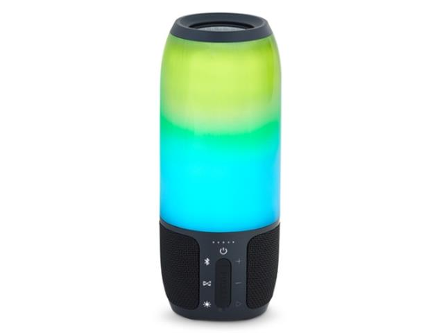 Caixa de Som Bluetooth JBL Pulse 3 Preta - 2
