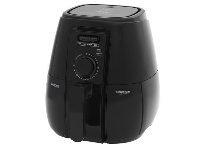 Fritadeira Elétrica sem Óleo Mallory Grand Smart Air Fryer 110V