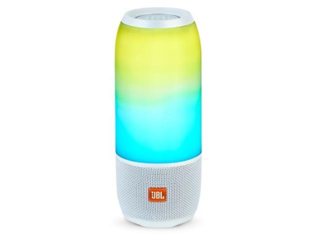 Caixa de Som Bluetooth JBL Pulse 3 Branca