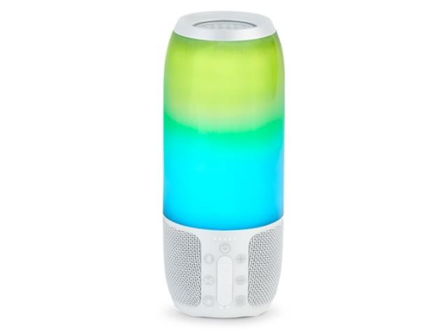 Caixa de Som Bluetooth JBL Pulse 3 Branca - 2