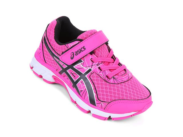 Tênis Asics Infantil Gel-Light Play 4 A Ps Pink Glo
