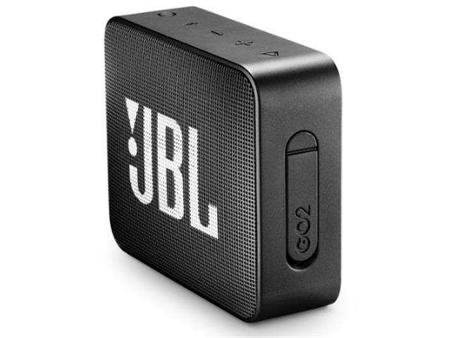 Caixa De Som Bluetooth JBL GO 2 Preta - 2