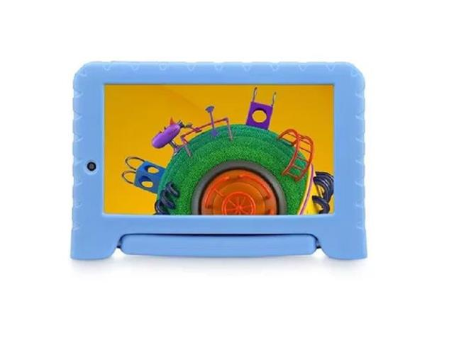 Tablet Multilaser Discovery Kids Azul