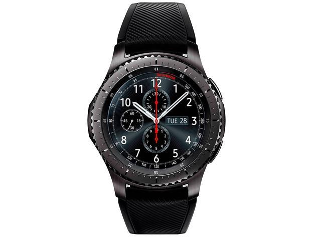 Smartwatch Samsung Gear S3 Frontier Preto