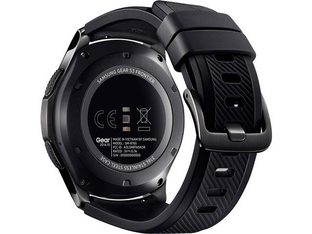 Smartwatch Samsung Gear S3 Frontier Preto - 3