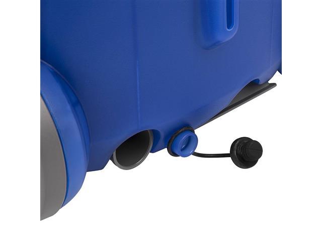 Aspirador de Pó e Água Electrolux Flex 1400W 220V - 4