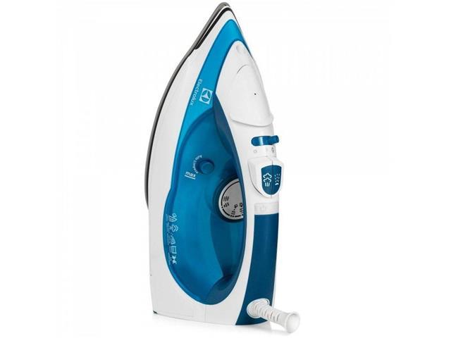 Ferro a Vapor SteamLine apoio de silicone Electrolux SIV12 Azul - 2