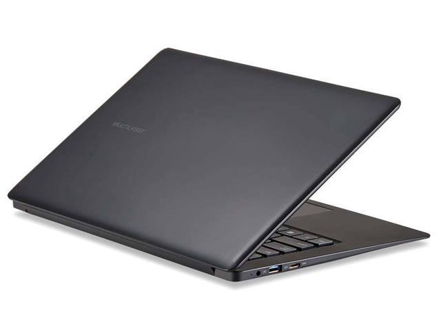 "Notebook Multilaser Legacy Intel Dual Core W10 Pro 4gb Full Hd 14.1"" P - 3"