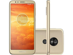 Smartphone Motorola Moto E5 Play Quad Core Android 8.1 16GB Dual Ouro
