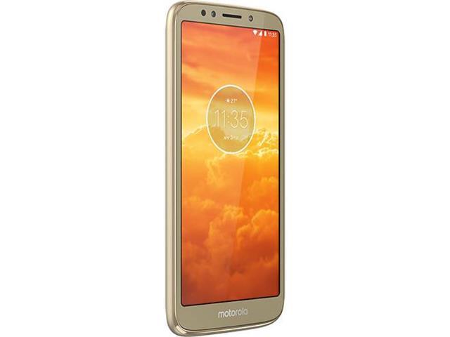 """Smartphone Motorola Moto E5 Play 4G 5.4"""" 16GB Dual Câmera 8MP Ouro - 3"""