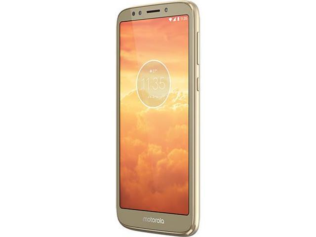 """Smartphone Motorola Moto E5 Play 4G 5.4"""" 16GB Dual Câmera 8MP Ouro - 4"""