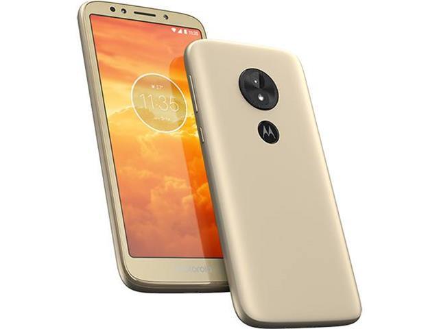 """Smartphone Motorola Moto E5 Play 4G 5.4"""" 16GB Dual Câmera 8MP Ouro - 1"""