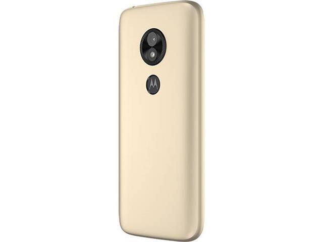 """Smartphone Motorola Moto E5 Play 4G 5.4"""" 16GB Dual Câmera 8MP Ouro - 8"""