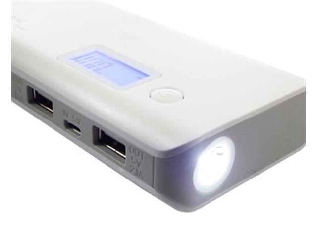 Carregador Portátil Powerbank Pineng 10.000Mah c/ Lanterna Sortido - 2