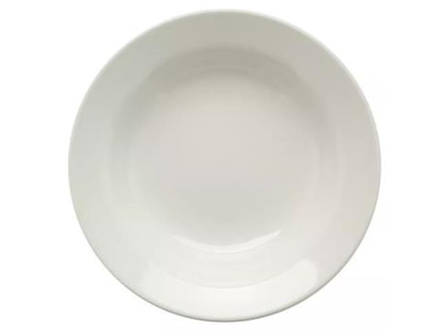 Aparelho de Jantar Redondo Donna Biona Branco 20 Peças - 1