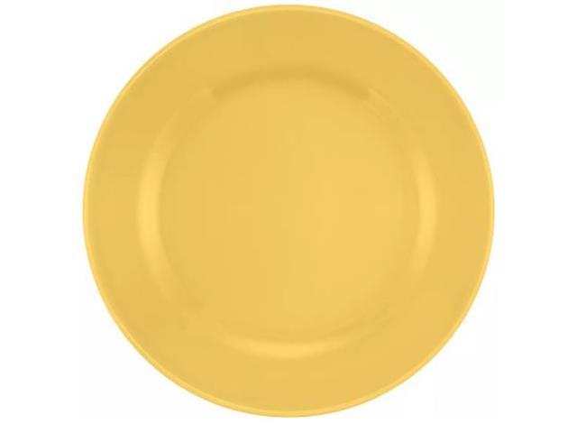 Aparelho de Jantar Redondo Donna Biona Amarelo 20 Peças - 1