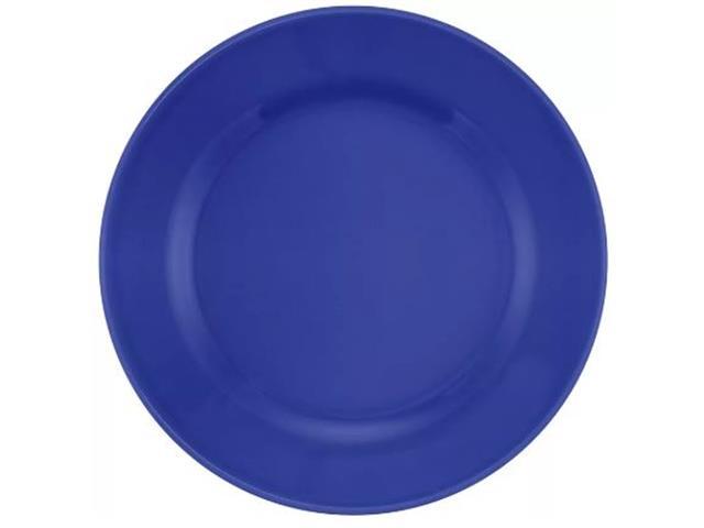 Aparelho de Jantar Redondo Donna Biona Azul 20 Peças - 1