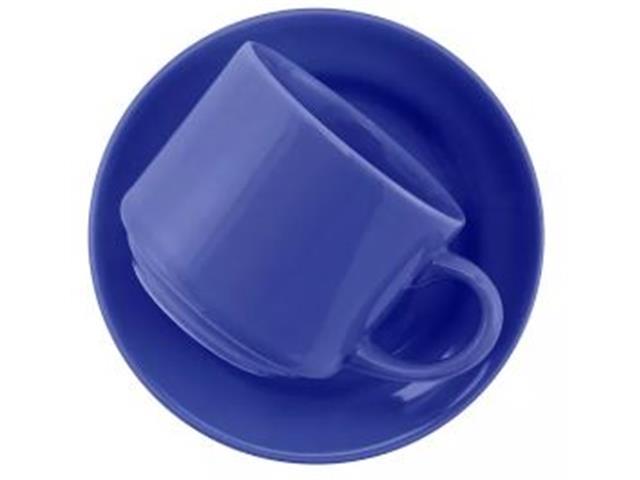 Aparelho de Jantar Redondo Donna Biona Azul 20 Peças - 4