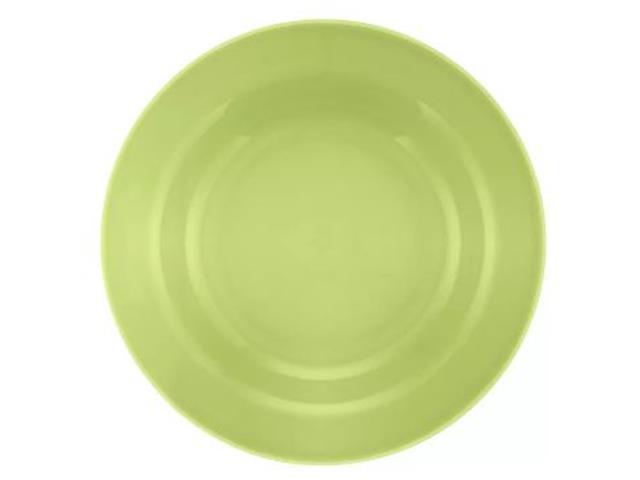 Aparelho de Jantar Redondo Donna Biona Verde 20 Peças - 2