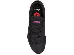 Tênis Asics HyperGEL-Sai  Black/Pink Glo Feminino - 3