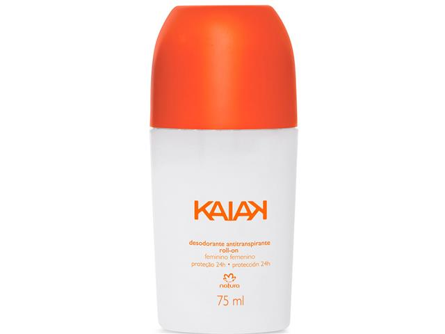 Desodorante Natura Kaiak Feminino Roll-on 75ml