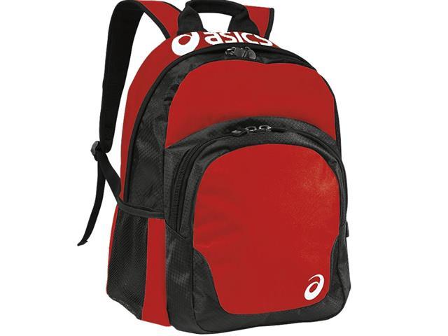 Mochila Asics Team Backpack Red/Black