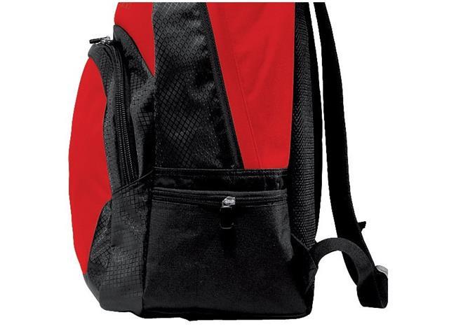 Mochila Asics Team Backpack Red/Black - 3