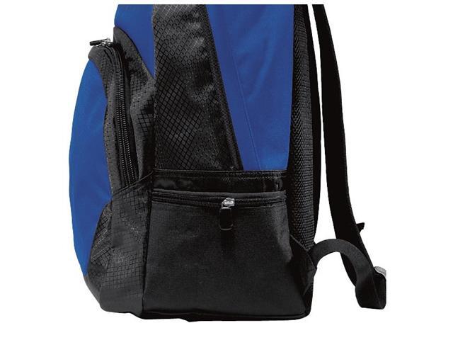 Mochila Asics Team Backpack Royal/Black - 3