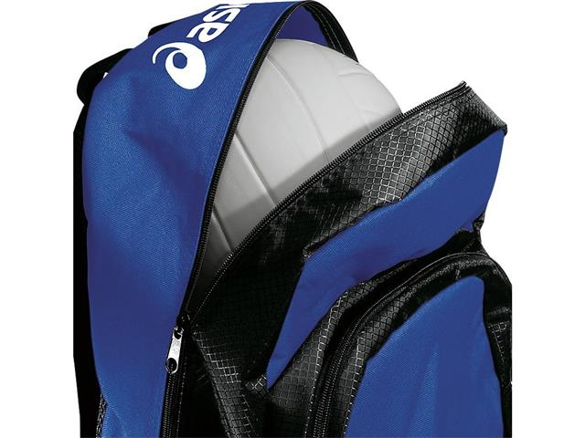 Mochila Asics Team Backpack Royal/Black - 4