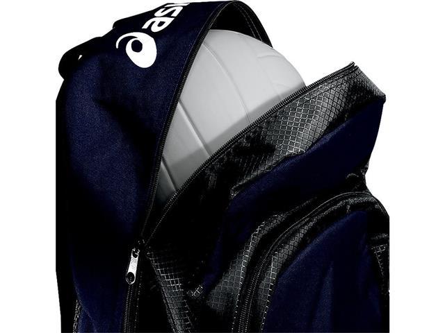 Mochila Asics Team Backpack Navy/Black - 4