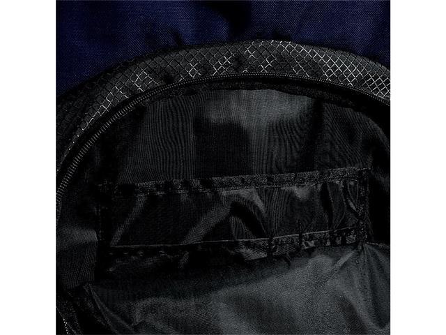 Mochila Asics Team Backpack Navy/Black - 5