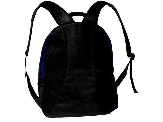 Mochila Asics Team Backpack Navy/Black - 1