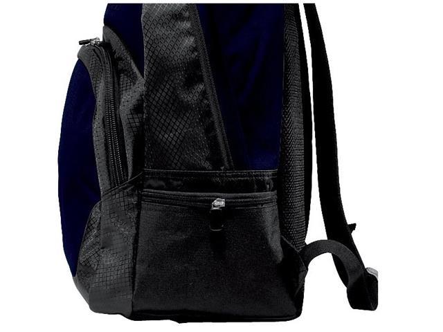 Mochila Asics Team Backpack Navy/Black - 2