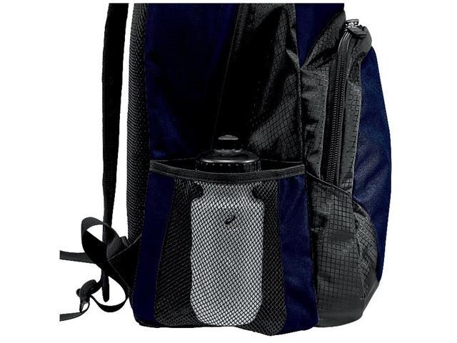 Mochila Asics Team Backpack Navy/Black - 3