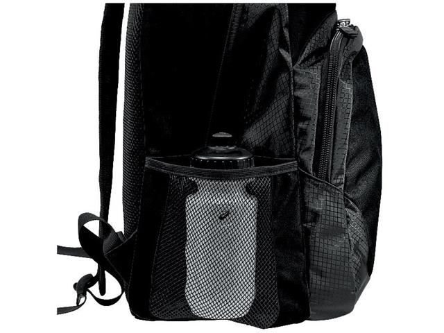 Mochila Asics Team Backpack Black/ Black - 3