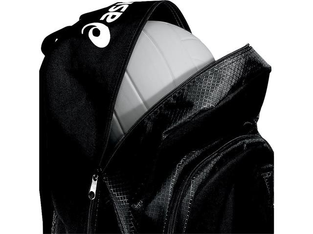 Mochila Asics Team Backpack Black/ Black - 4