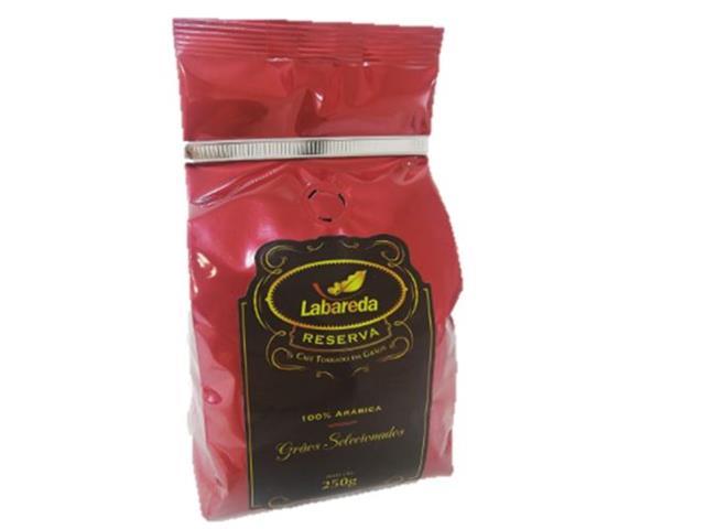 Café Labareda Reserva em grãos 250g