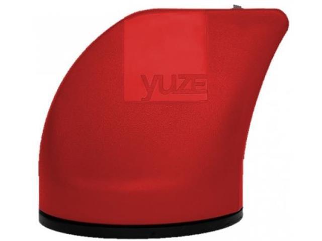 Afiador Amolador de Facas Manual Yuze Vermelho