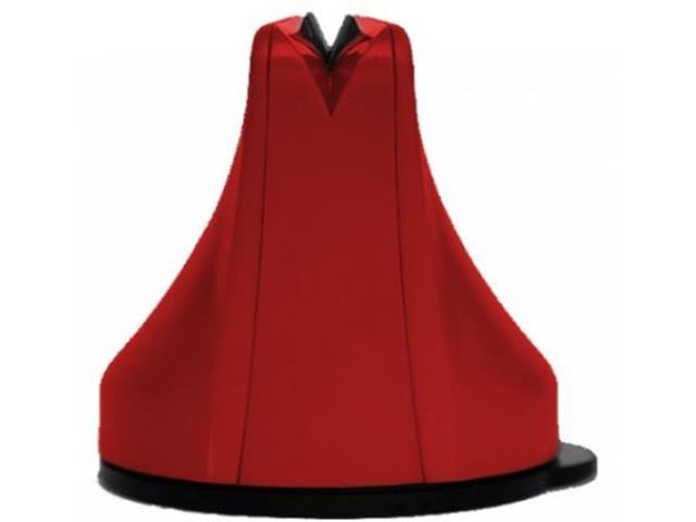 Afiador Amolador de Facas Manual Yuze Vermelho - 2