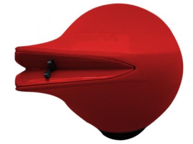 Afiador Amolador de Facas Manual Yuze Vermelho - 3