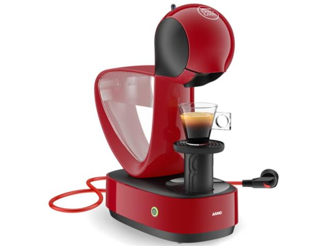 Cafeteira Nescafé Dolce Gusto Infinissima Vermelha DGI6 110V - 2