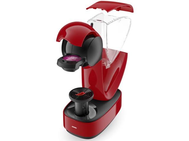 Cafeteira Nescafé Dolce Gusto Infinissima Vermelha DGI6 110V - 4