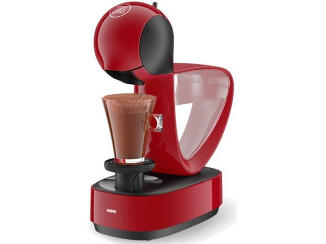 Cafeteira Nescafé Dolce Gusto Infinissima Vermelha DGI6 110V - 3