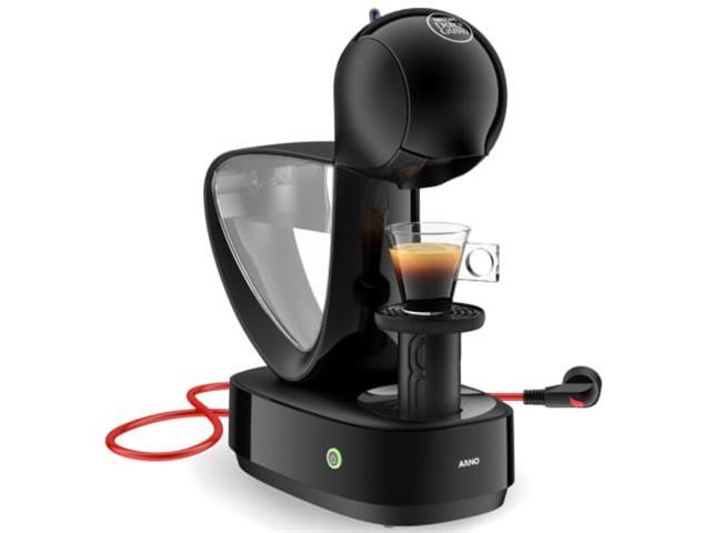 Cafeteira Nescafé Dolce Gusto Infinissima Preta DGI0 220V - 5