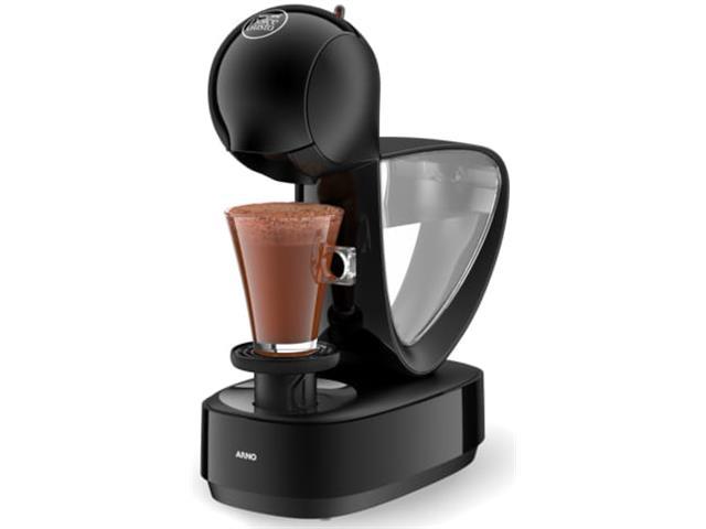 Cafeteira Nescafé Dolce Gusto Infinissima Preta DGI0 220V - 4