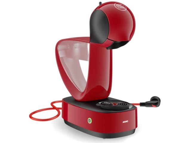 Cafeteira Nescafé Dolce Gusto Infinissima Vermelha DGI6