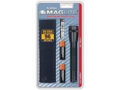 Lanterna Mini Maglite Preta Victorinox M2A01H com Lâmpada Xenon - 2