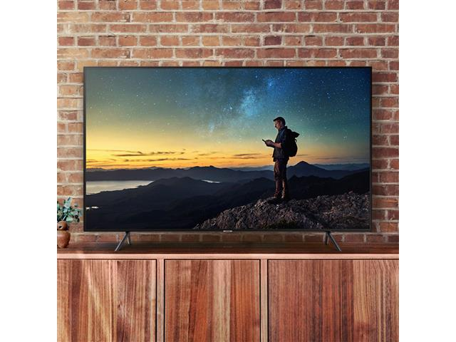 "Smart TV LED 40"" Samsung Ultra HD 4K HDR c/Conv.TV Digital 3 HDMI 2USB - 7"