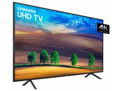Smart TV LED 43 Samsung Ultra HD 4K HDR c/Conv.TV Digital 3 HDMI 2USB - 2